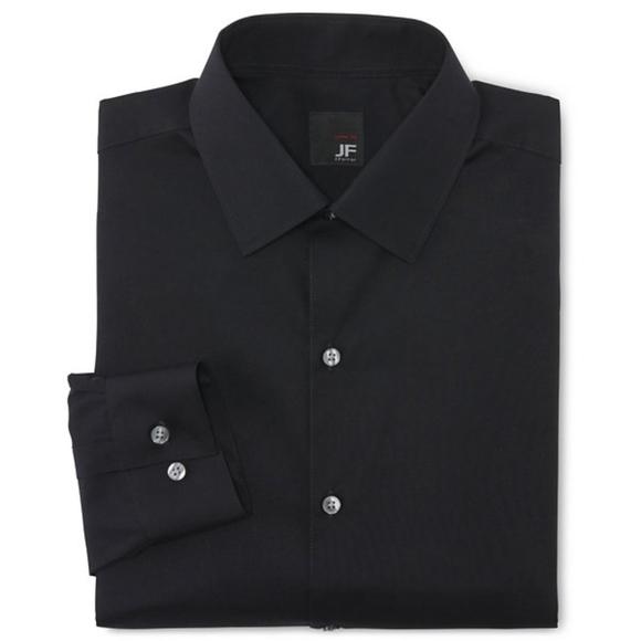 558e08f9c0b1d jf j.ferrar Other - JF J. Ferrar® Solid Dress Shirt - Slim